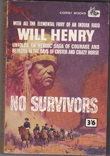 9780552621120: No Survivors