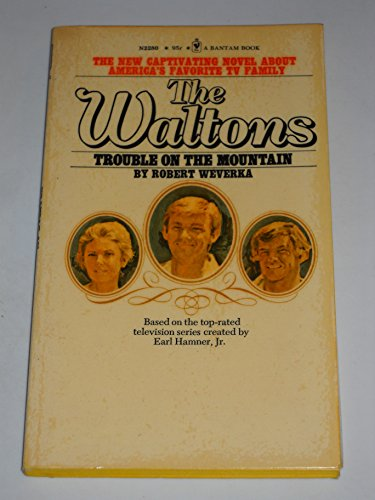 9780552622806: The Waltons: Trouble on the Mountain