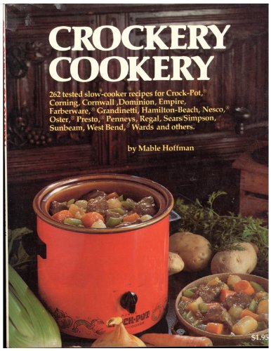9780552624008: Crockery cookery