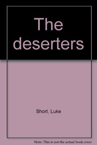 9780552624213: The Deserters