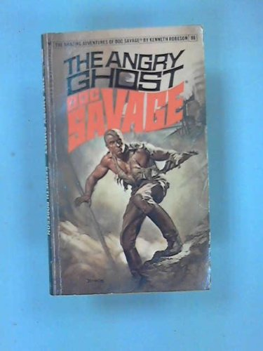 9780552628624: THE ANGRY GHOST. ( A Doc Savage novel)