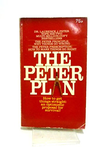 9780552629775: The Peter Plan: a Proposal for Survival