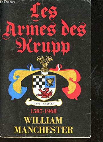 9780552652308: Arms of Krupp, 1587-1968