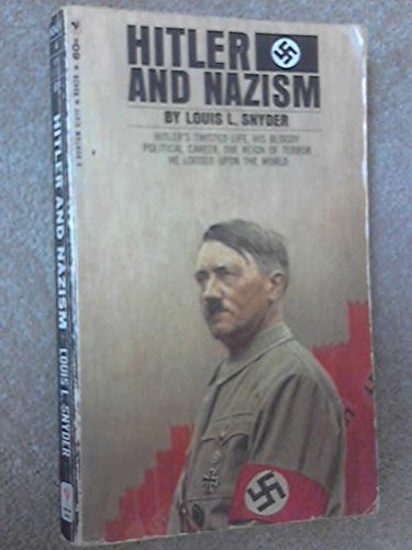 9780552659376: Hitler and Nazism