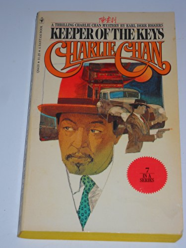 9780552664189: Keeper of the Keys (Charlie Chan, Book 7)