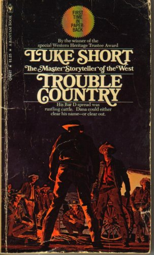 9780552664875: Trouble Country