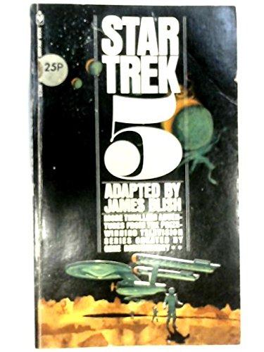 9780552673006: Star Trek 5