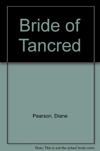 9780552674829: Bride of Tancred