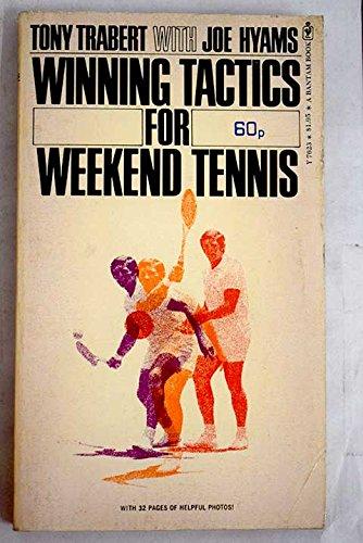 9780552676236: Winning Tactics for Weekend Tennis