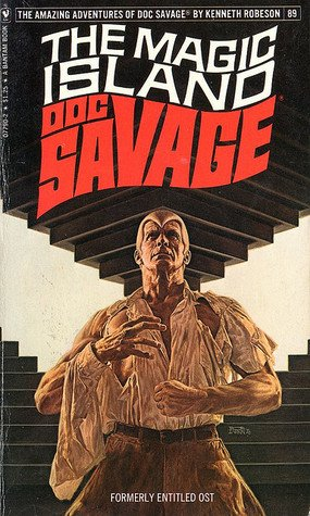 9780552677905: The magic island: A Doc Savage adventure (Amazing adventures of Doc Savage / Kenneth Robeson)