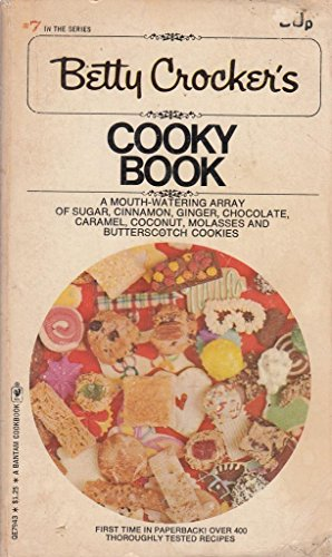 9780552679435: Betty Crocker's Cooky Book