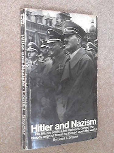 9780552680479: Hitler and Nazism