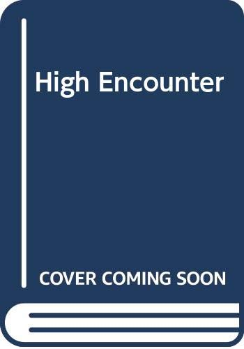 High Encounter (0552681652) by Burton Wohl