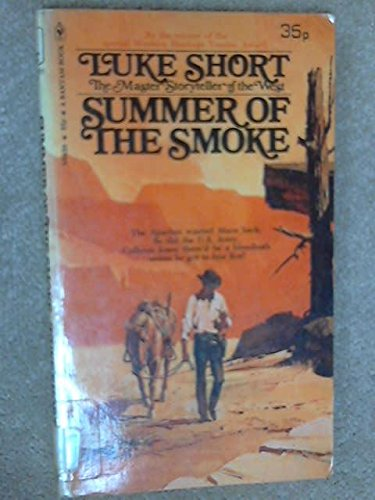 9780552684262: Summer of the Smoke