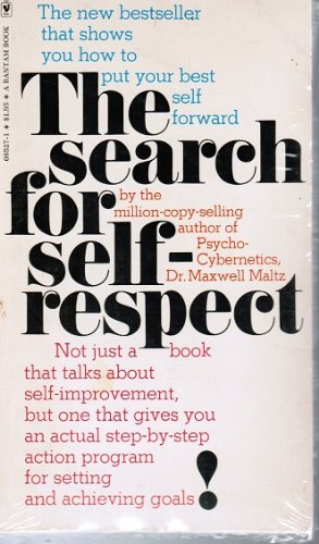 9780552685276: The search for self-respect
