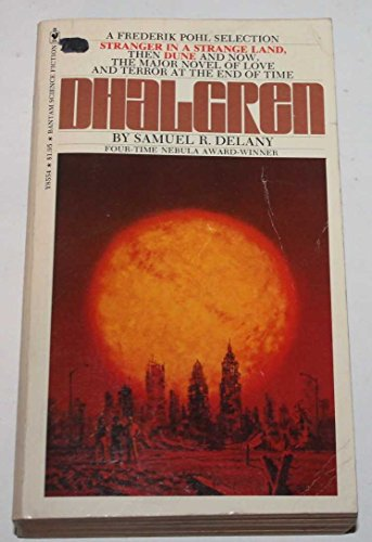 9780552685542: Dhalgren (Bantam science fiction)