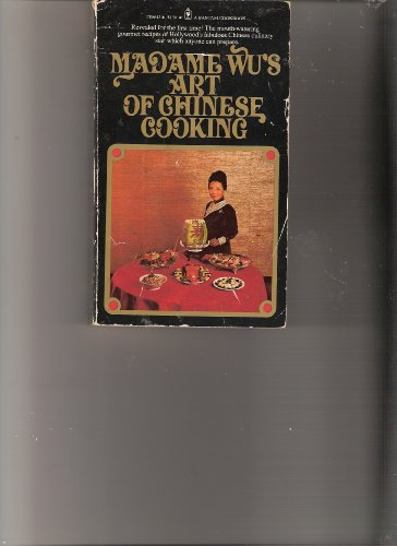 9780552686426: Madame Wu's art of Chinese cooking