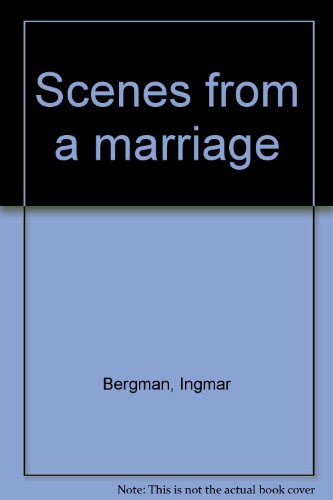 9780552687256: Scenes from a marriage