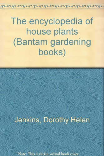 9780552687645: The Encyclopedia of House Plants