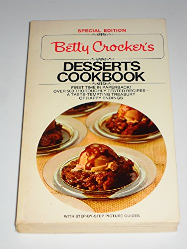 9780552688857: Betty Crocker's Desserts Cookbook (Special Edition)