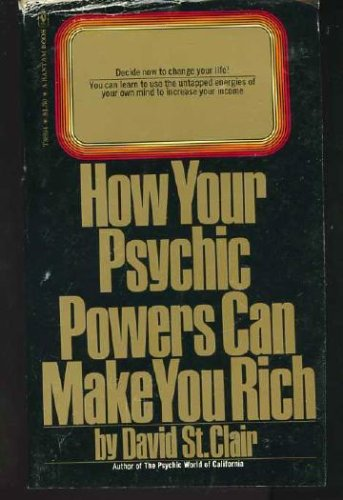 9780552688949: How Your Psychic Powers Can Make You Rich