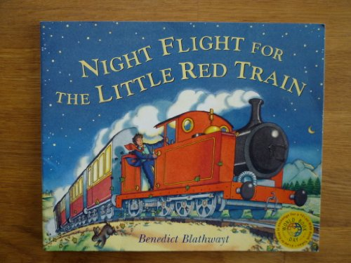 9780552731980: Night Flight for the Little Red Train (World Book Day 2005)