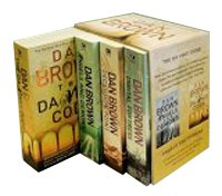 9780552769761: Dan Brown Boxed Set: Digital Fortress / Deception Point / Angels and Demons / The Da Vinci Code