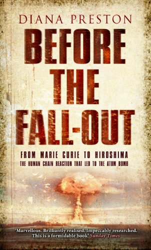 9780552770866: Before the Fall-Out: From Marie Curie to Hiroshima