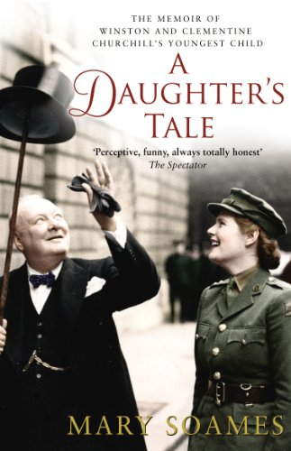 9780552770927: A Daughter's Tale: The Memoir of Winston and Clementine Churchill's youngest child