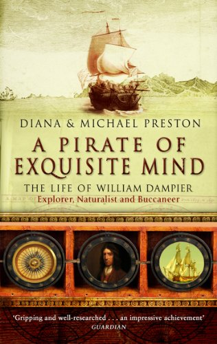 9780552772105: A Pirate Of Exquisite Mind: The Life Of William Dampier