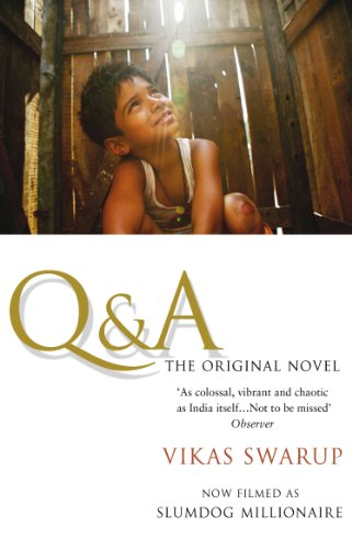 9780552772501: Q & A: Slumdog Millionaire