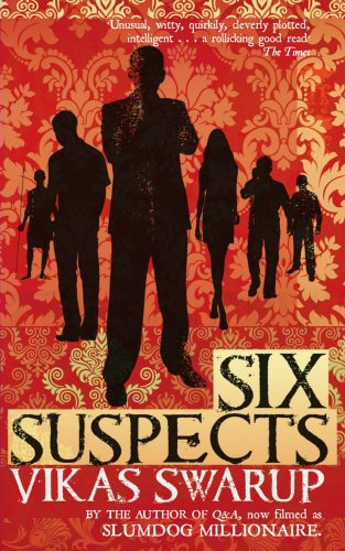 9780552772518: Six Suspects: Detective Fiction