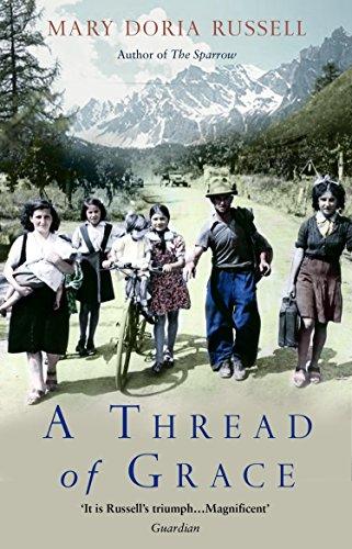 9780552772884: A Thread Of Grace