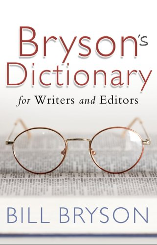 9780552773539: Bryson's Dictionary: for Writers and Editors
