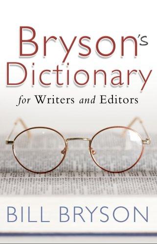 9780552773539: Bryson's Dictionary