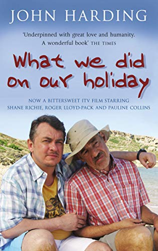 9780552773881: What We Did On Our Holiday