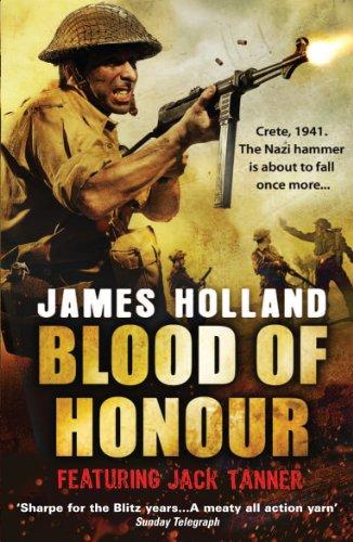 9780552773980: Blood of Honour: A Jack Tanner Adventure (Jack Tanner 3)