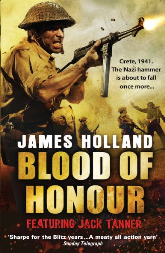 9780552773980: Blood of Honour (Jack Tanner)
