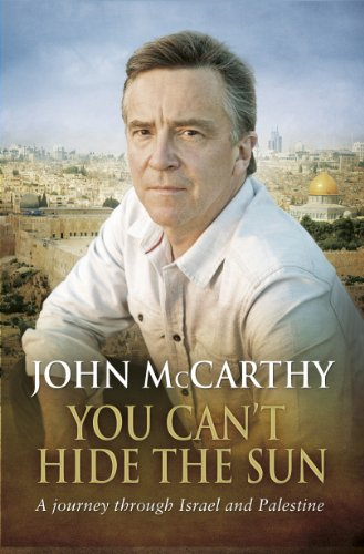 9780552774475: You Can't Hide the Sun: A Journey Through Israel and Palestine