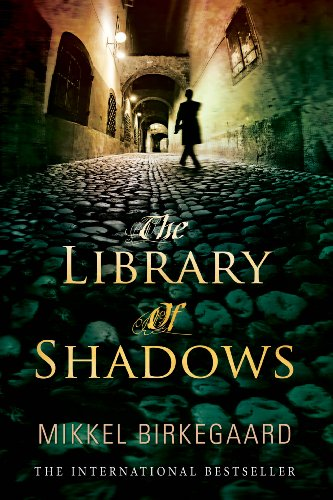 9780552775021: The Library of Shadows