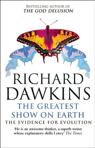 9780552775243: The Greatest Show on Earth: The Evidence for Evolution