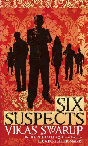 9780552775557: Six Suspects