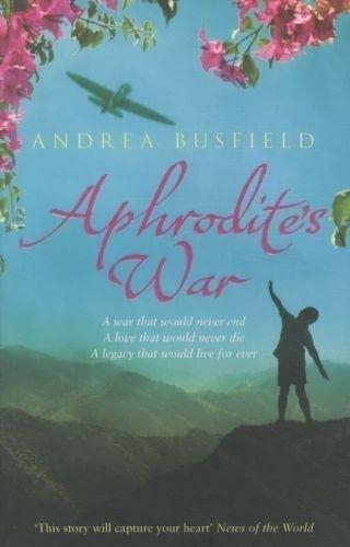 9780552776349: Aphrodite's War
