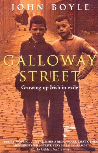 9780552776882: Galloway Street