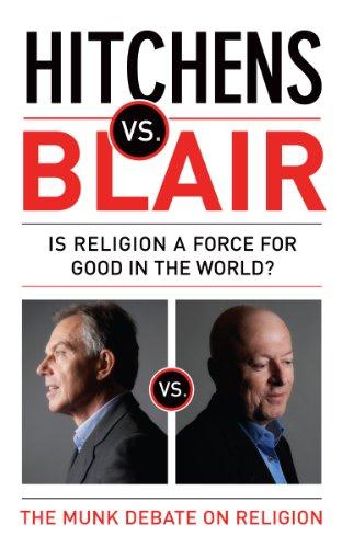 9780552777902: Hitchens Vs Blair. Christopher Hitchens, Tony Blair
