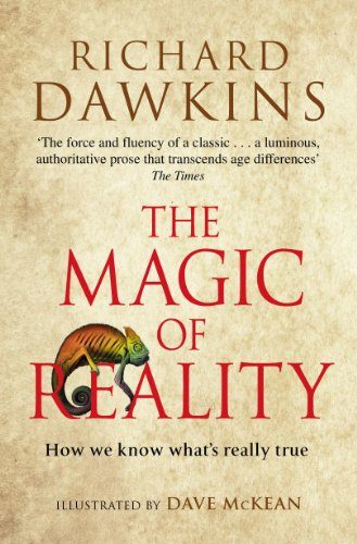 The Magic of Reality: How we know: Dawkins, Richard