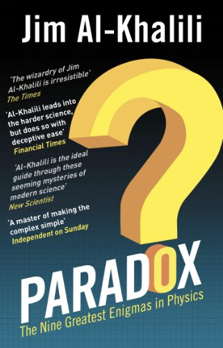 9780552778060: Paradox: The Nine Greatest Enigmas in Physics
