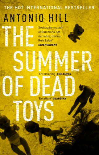 9780552778268: The Summer of Dead Toys (Inspector Salgado 1)