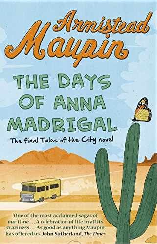 9780552778831: The Days of Anna Madrigal: Tales of the City 9
