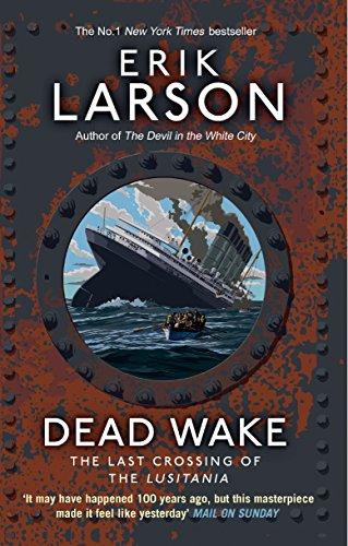 9780552779340: Dead Wake: The Last Crossing of the Lusitania